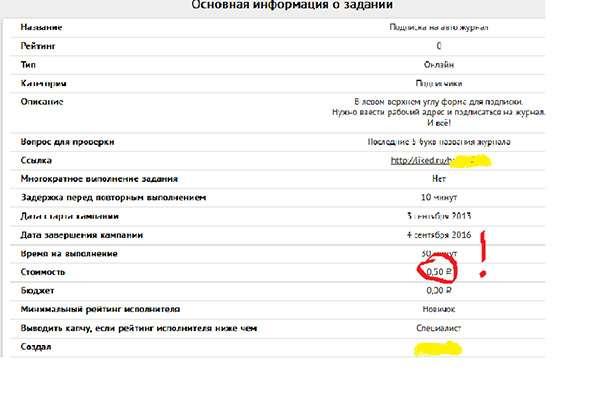 сколько мне обходится подписчик в liked.ru