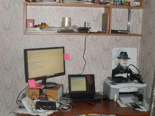 Devaka рабочий стол