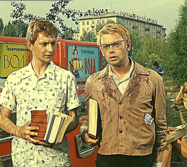 Кіноляпи у радянських фільмах (10 фото)