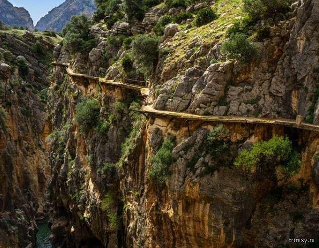 Маловідомі туристичні маршрути (26 фото)