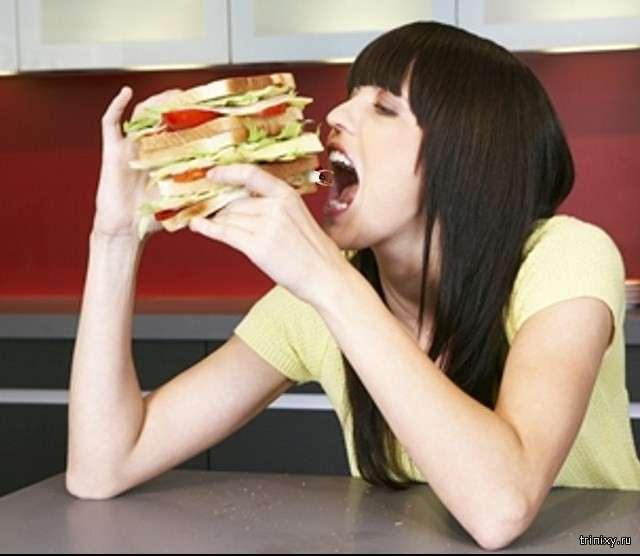 Гормон голоду або ген довголіття (5 фото)