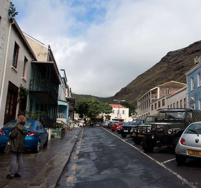 Що ми знаємо про острів Святої Олени? (7 фото)