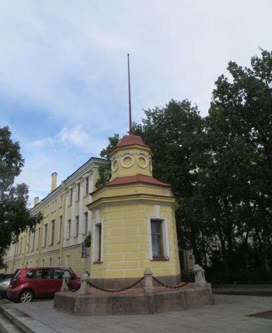 Кронштадтський футшток (3 фото)