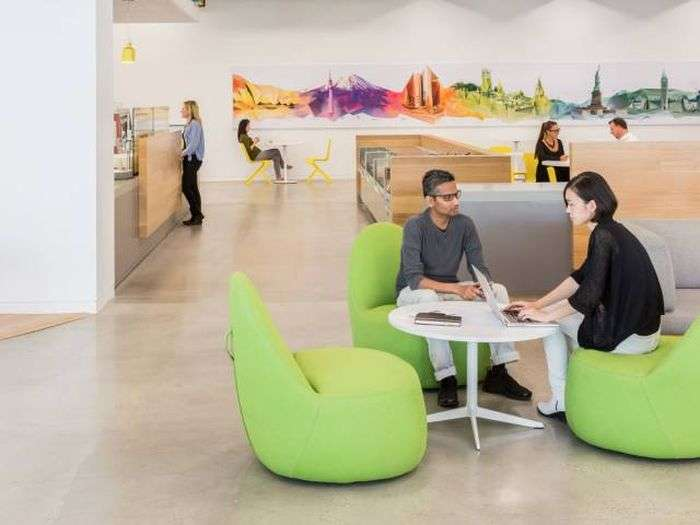 Штаб-квартира компанії Adobe Systems (32 фото)