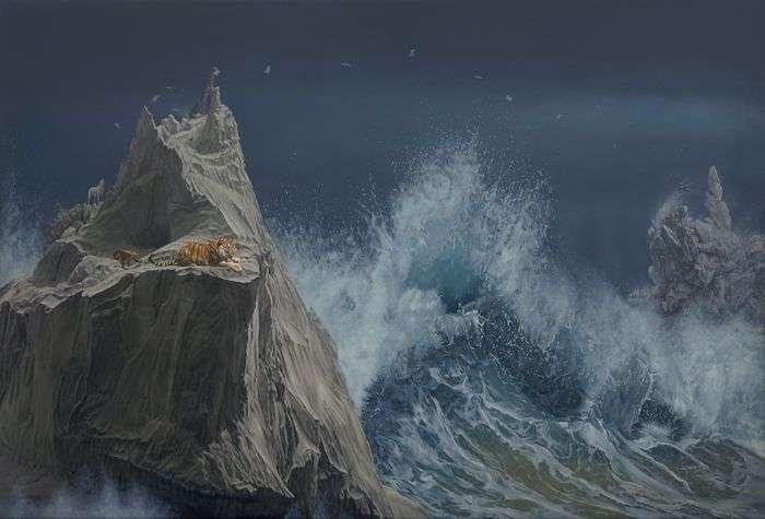 Неймовірний сюрреалізм від Джоела Рея (21 малюнок)