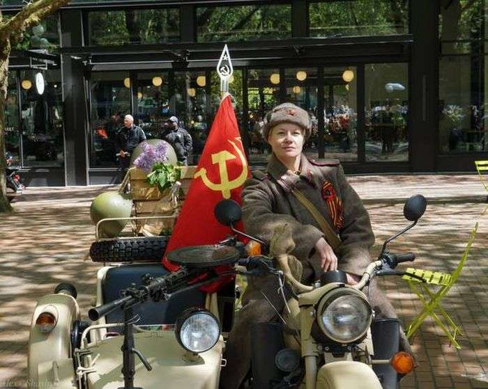 «Безсмертний полк» в Сіетлі (20 фото + відео)