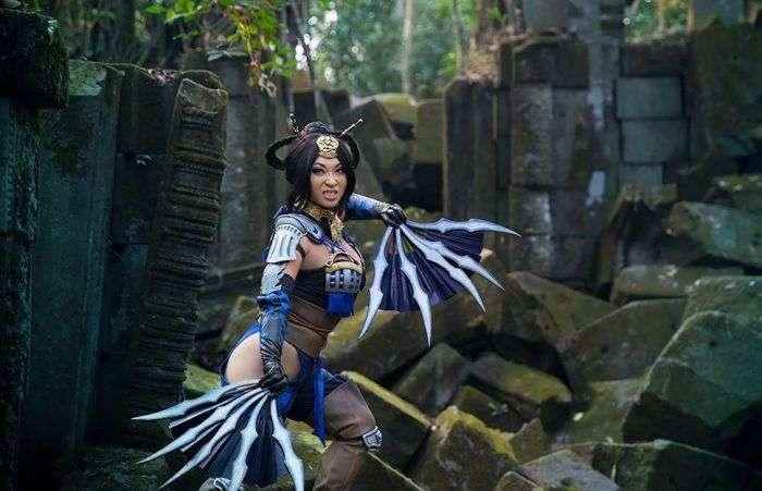 Косплеерша Яя Хан і її чудові образи (13 фото)