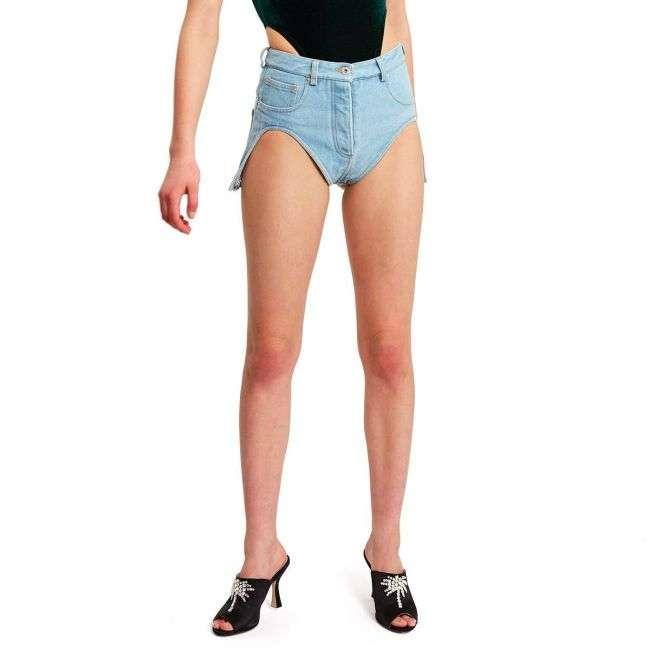 Джинси, які можуть перетворюватися в ультракороткі шорти (5 фото)