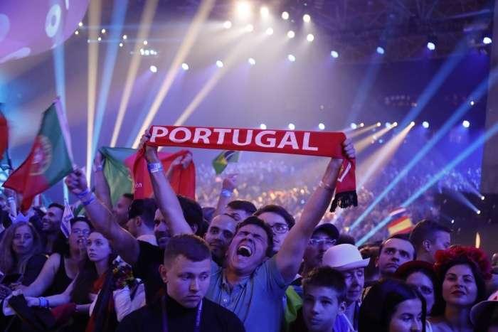 Переможцем Євробачення-2017 став Сальвадор Зібрав з Португалії (3 фото + 2 відео)