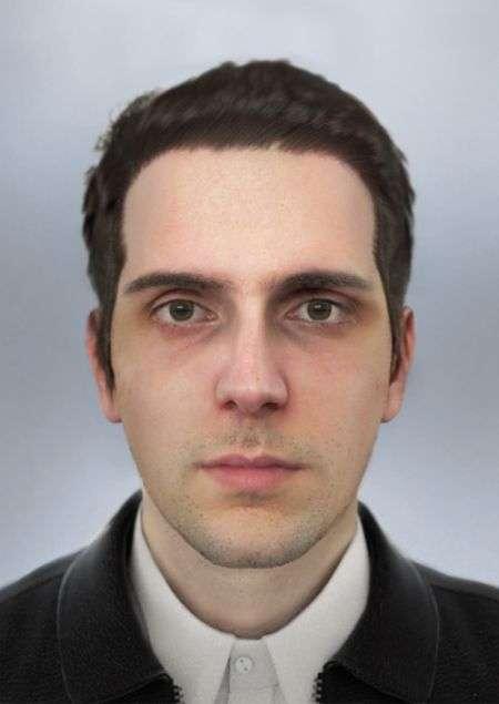 Француз отримав посвідчення особи з 3D-моделлю особи (3 фото)