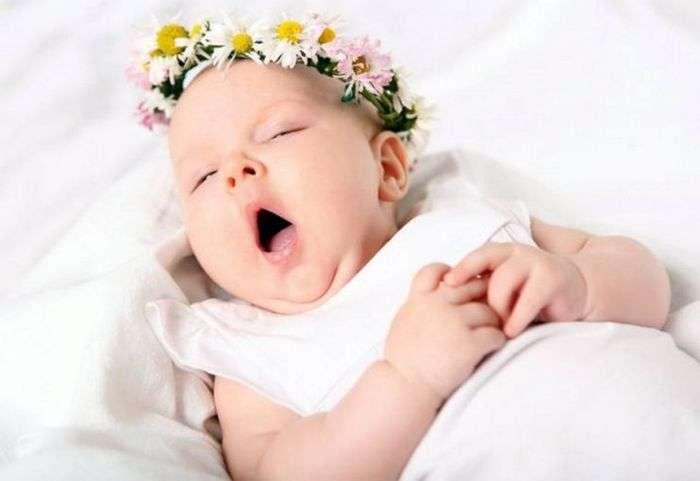 Цікаві факти про новонароджених дітей (10 фото)