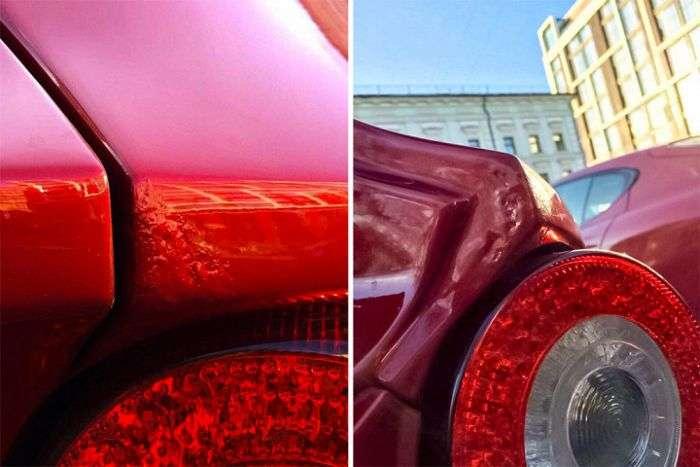 Росіянин збирається відсудити 19 мільйонів рублів за корозію на своєму спорткарі Ferrari FF (3 фото)