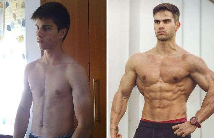 Люди діляться своїми досягненнями у фітнес та бодібілдинг (26 фото)