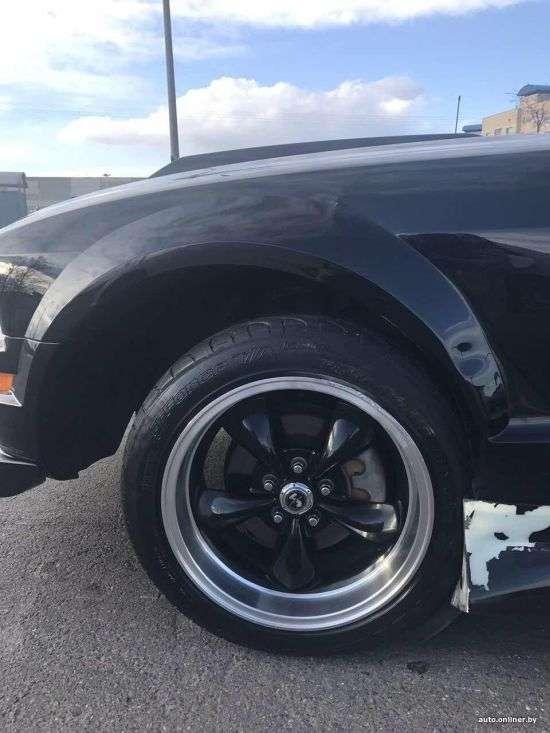 Працівник автомийки розбив Ford Mustang клієнта (6 фото + відео)