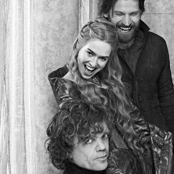 Актори серіалу «Гра престолів» на дозвіллі (18 фото)