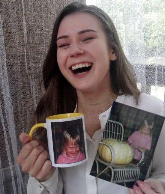 Оригінальний подарунок для сестри (3 фото)
