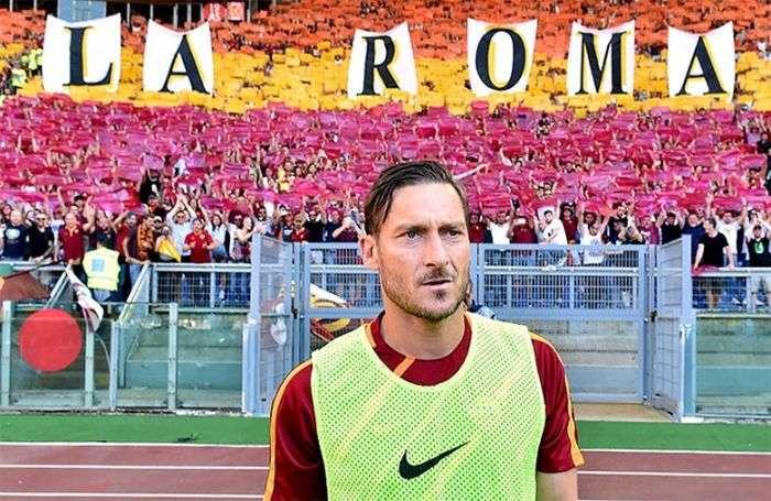 Прощальний матч італійського футболіста Франческо Тотті (23 фото)