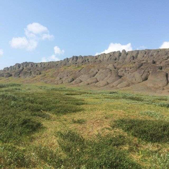 Покинутий воркутинського селище Хальмер-Ю (20 фото)