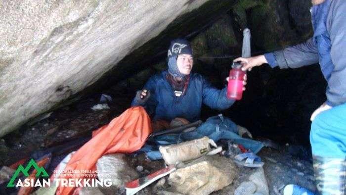 У Гімалаях знайшли туриста, зниклого 47 днів тому (8 фото)