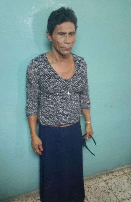 У Гондурасі вязень спробував втекти з вязниці, переодягнувшись жінкою (3 фото)