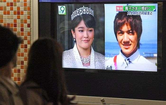 Принцеса Японії Мако Акісіно вийде заміж за простолюдина і позбудеться всіх титулів (3 фото)