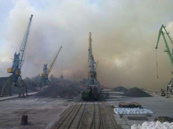 У Красноярському краї горять десятки житлових будинків (13 фото + відео)