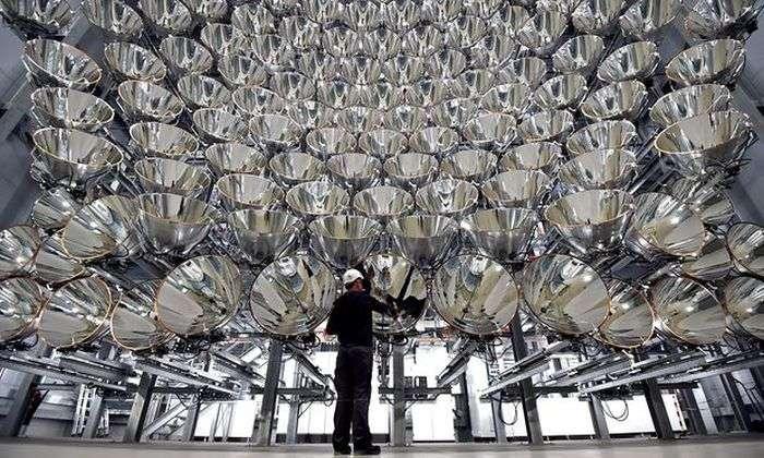 Саме курпное у світі «штучне Сонце» (7 фото)