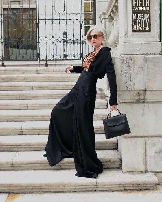 63-річна модниця Лін Слейтер, випадково стала іконою стилю (20 фото)