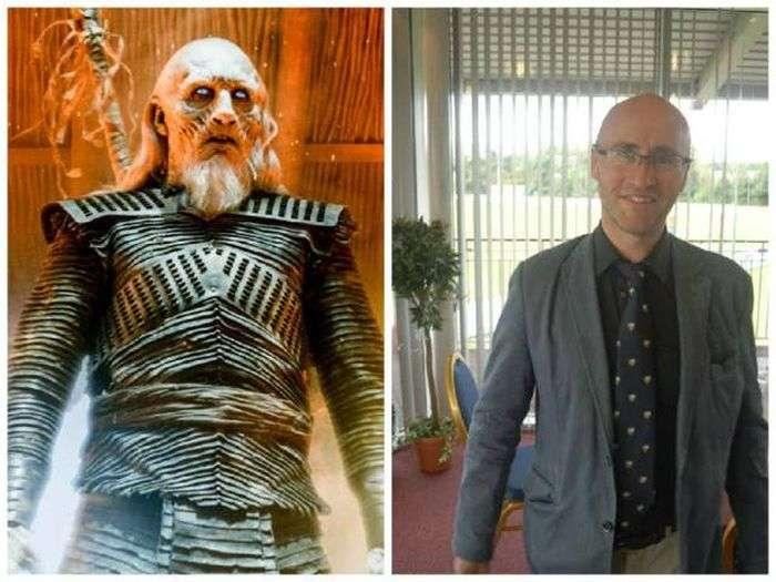 Актори серіалу «Гра престолів» і їх герої (15 фото)