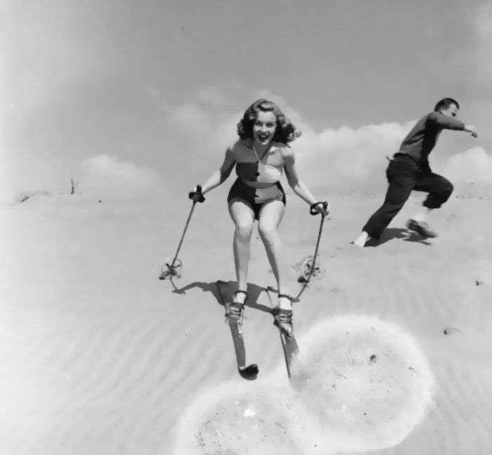 Рідкісні фото Мерилін Монро (30 фото)