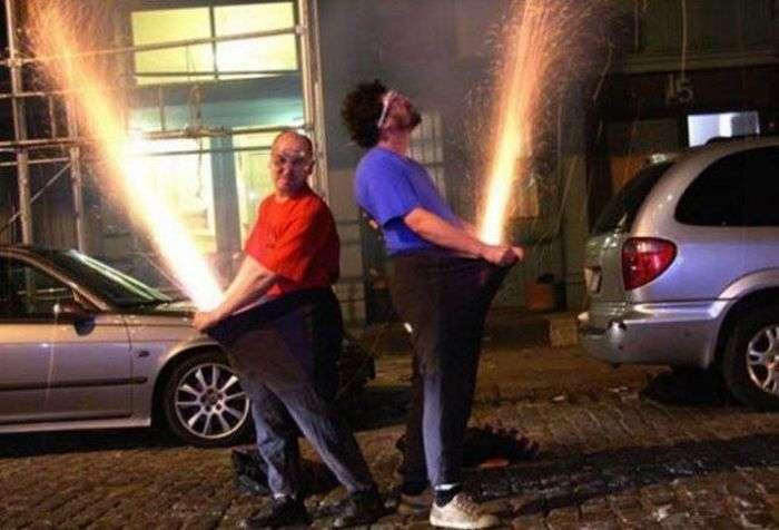 Чоловіки розважаються (47 фото)
