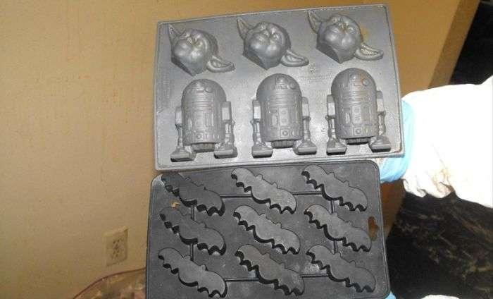 Поліція Хюстона виявила 270 кг льодяників з метамфетаміном (5 фото)