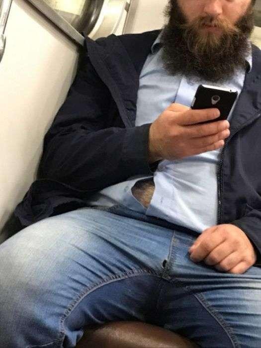 Модники російського метро (33 фото)