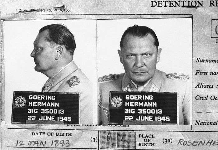 Джон Вудс - кат, казнивший засуджених Нюрнберзького процесу (6 фото)