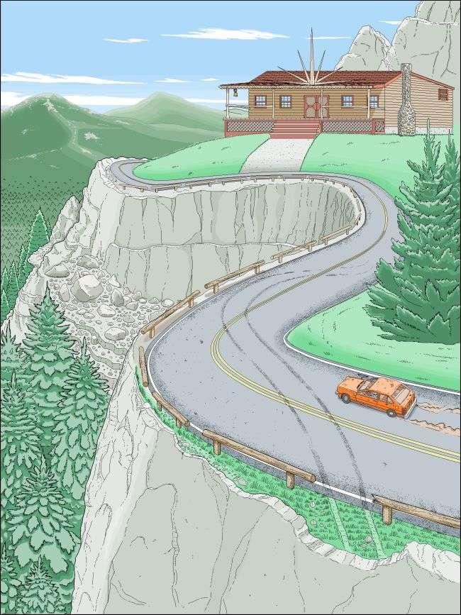 Письменник Пет Хайнс протягом 10 років малював ілюстрації для своєї книги в Microsoft Paint (9 рисунків)