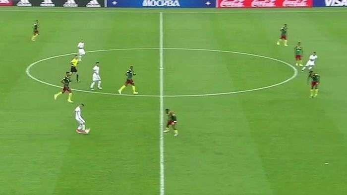 Відеоповтори скасували голи збірних Португалії та Чилі на Кубку конфедерацій (7 фото)