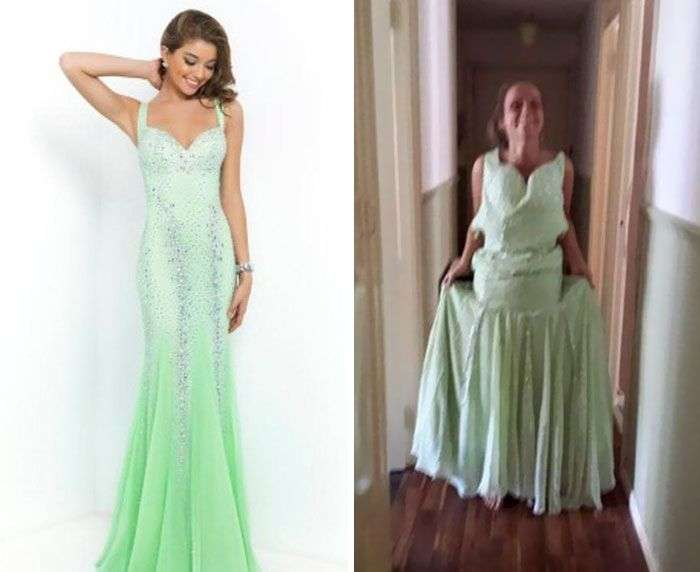 Сукні, куплені в інтернет-магазинах (30 фото)