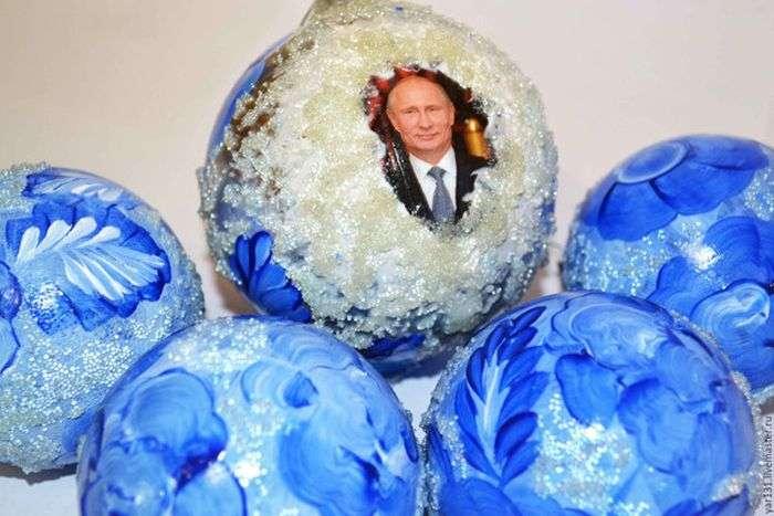 Сувеніри з Володимиром Путіним (18 фото)