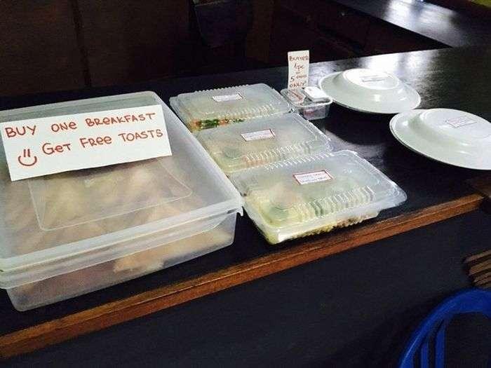 Росіянин, заарештований за контрабанду наркотиків, відкрив ресторан у вязниці на Балі (3 фото)