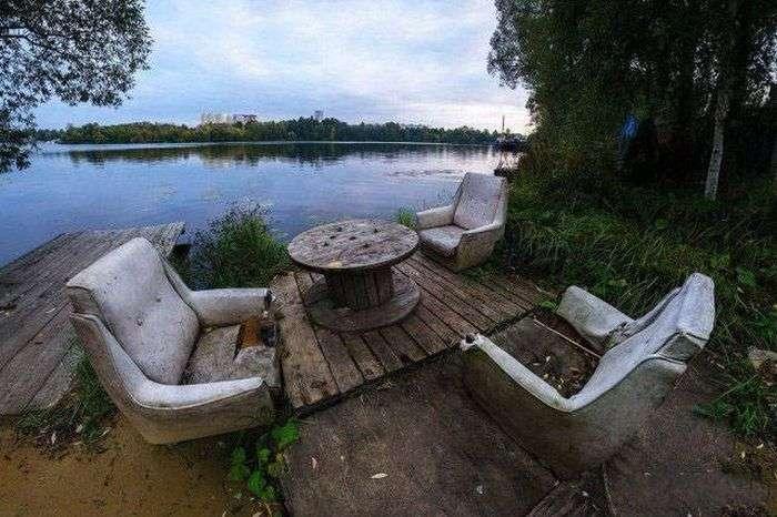 Фото, які можливо було зробити тільки в Росії. Частина 73 (40 фото)