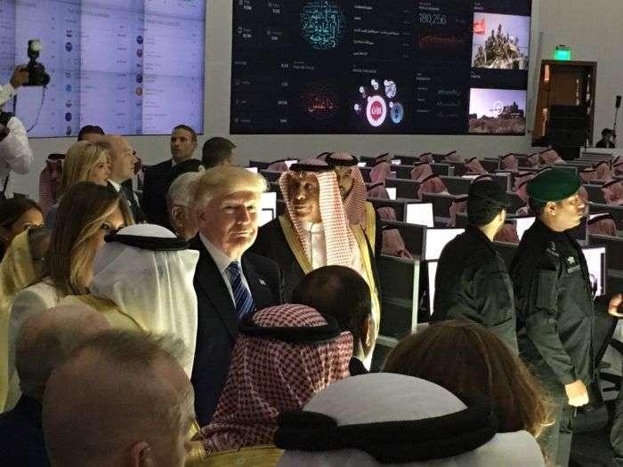 Міжнародний центр протидії екстремістської ідеології в Саудівській Аравії (2 фото)