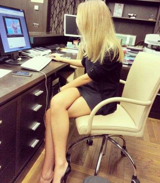 Типові будні секретарок (15 фото)
