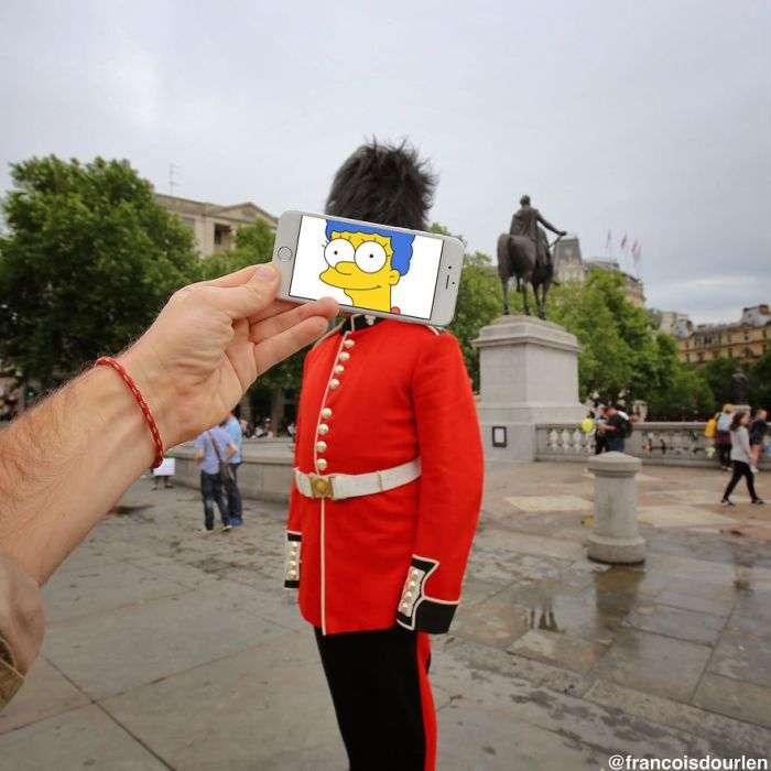 Герої мультсеріалу «Сімпсони» в реальному житті (17 фото)