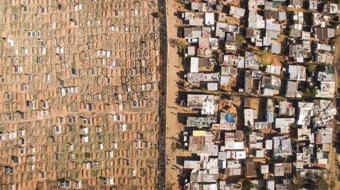 Африканські контрасти на фото Джонні Міллера (10 фото)