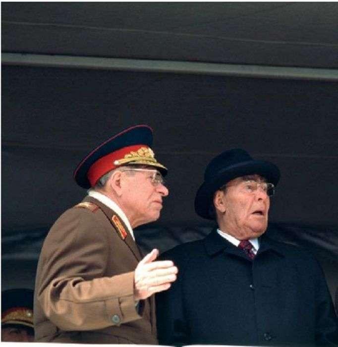 Радянські знаменитості на фото Лева Шерстенникова (25 фото)