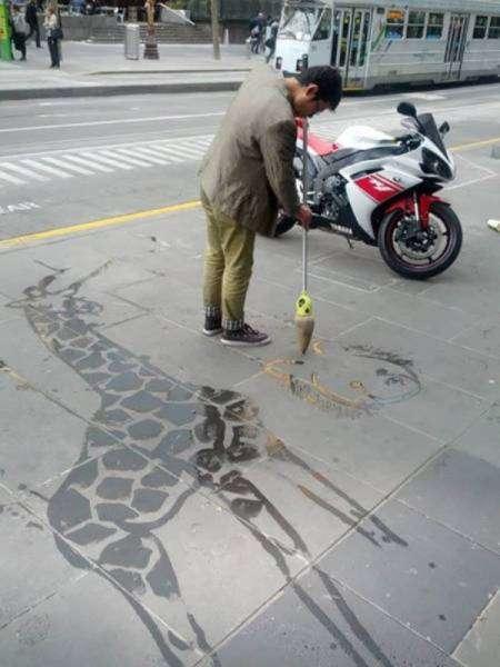 Люди демонструють свої таланти (46 фото)