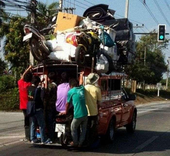 Приколи з Таїланду (17 фото)