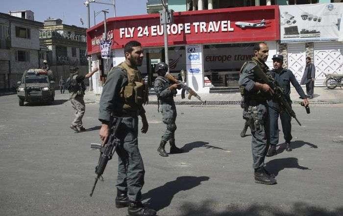 Великий теракт в Кабулі біля посольства Німеччини (12 фото + 3 відео)