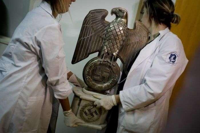 У аргентинського колекціонера виявили нацистські артефакти (6 фото)