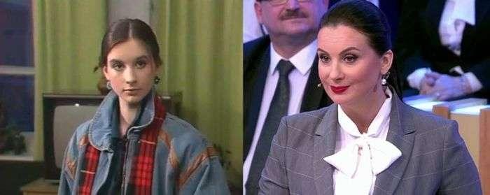 Як змінилися відомі російські телеведучі 90-х і 00-х років (25 фото)